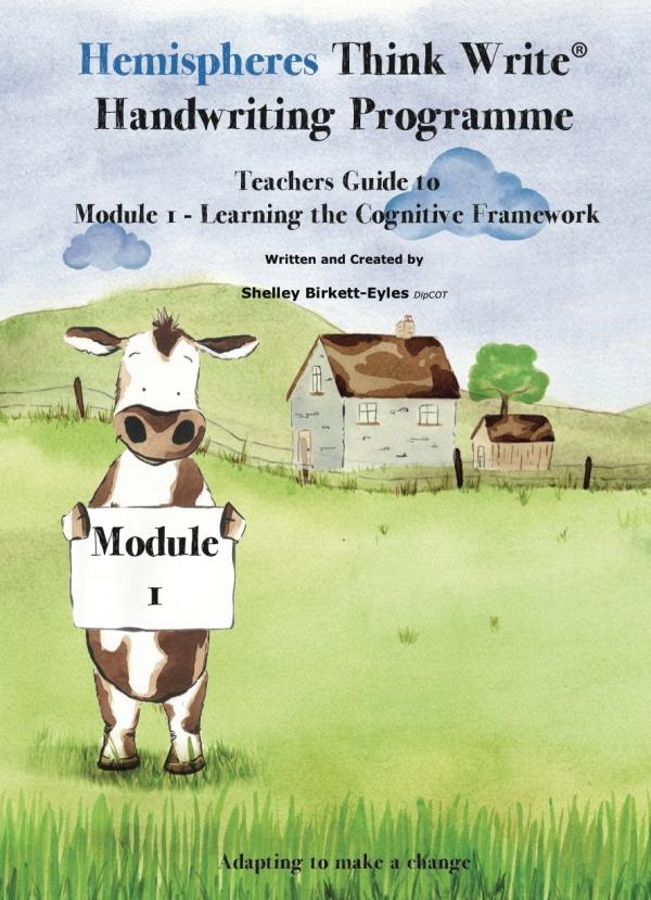 Module 1 Teacher Guide-  Learning the Cognitive Framework