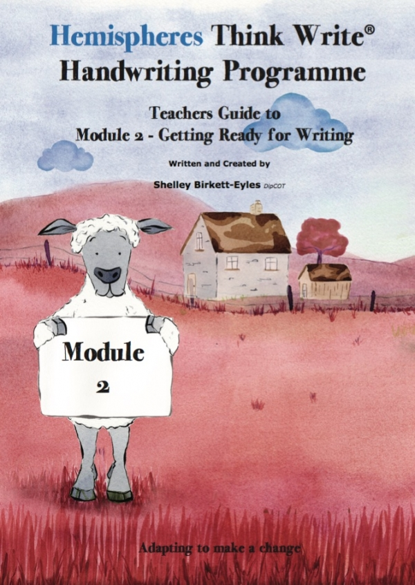 Module 4 Teacher Guide -Getting Ready for Writing