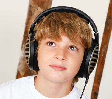 SOUND THERAPY - Listening, Processing and Calming